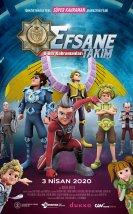 Efsane Takım: Bilim Kahramanları