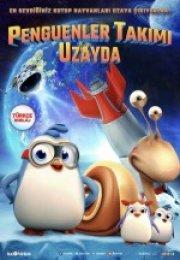 Penguenler Takımı Uzayda (Penguin League) Çizgi Filmini İzle