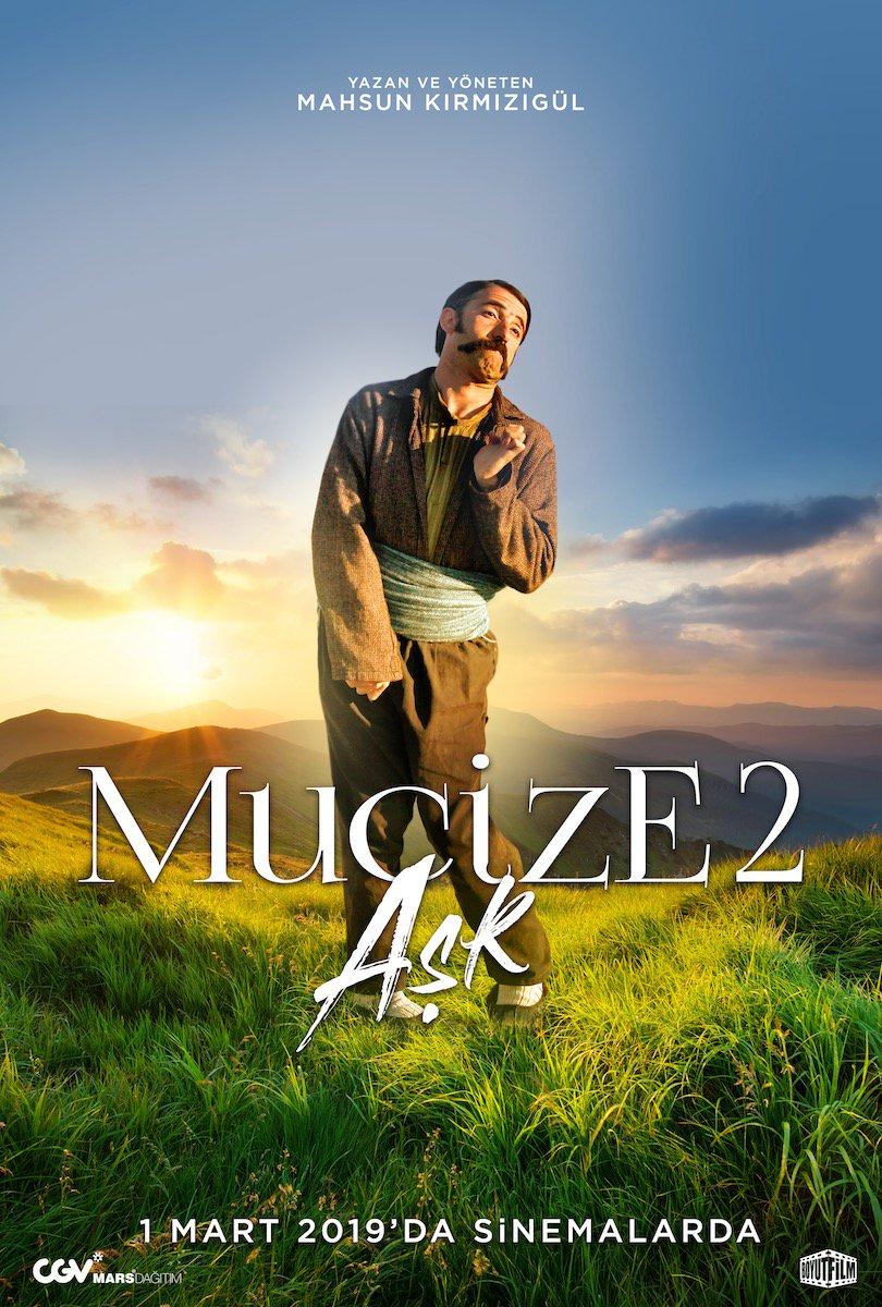 Mucize 2 Aşk Filmi izle (2019)