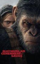 Maymunlar Cehennemi: Savaş izle
