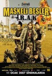 Maskeli Beşler Irak Full izle