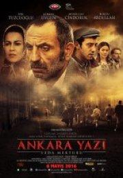 Ankara Yazı Veda Mektubu Full izle
