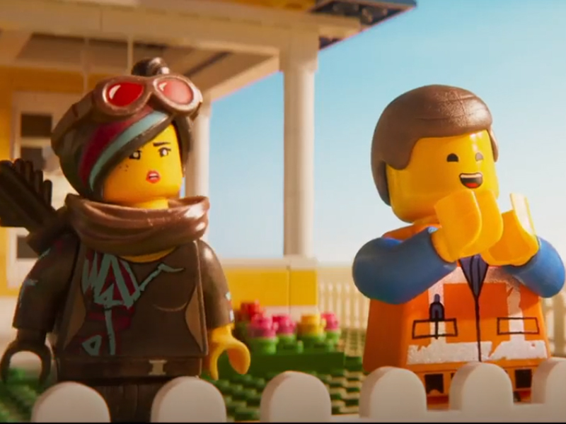 Lego Filmi 2 Full HD İzle