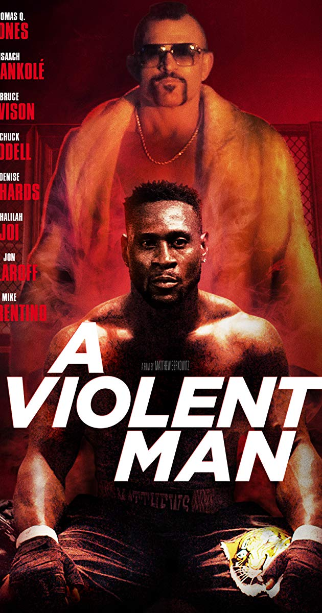 A Violent Man Full HD İzle