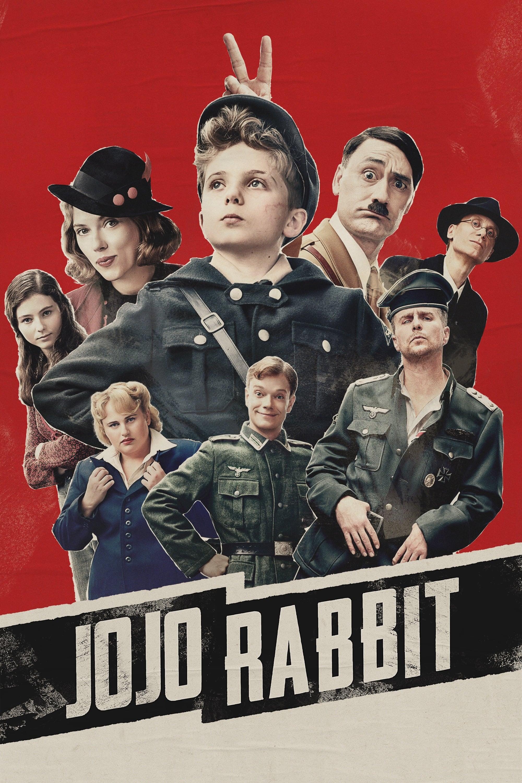 Tavşan Jojo (Jojo Rabbit) izle (2019)