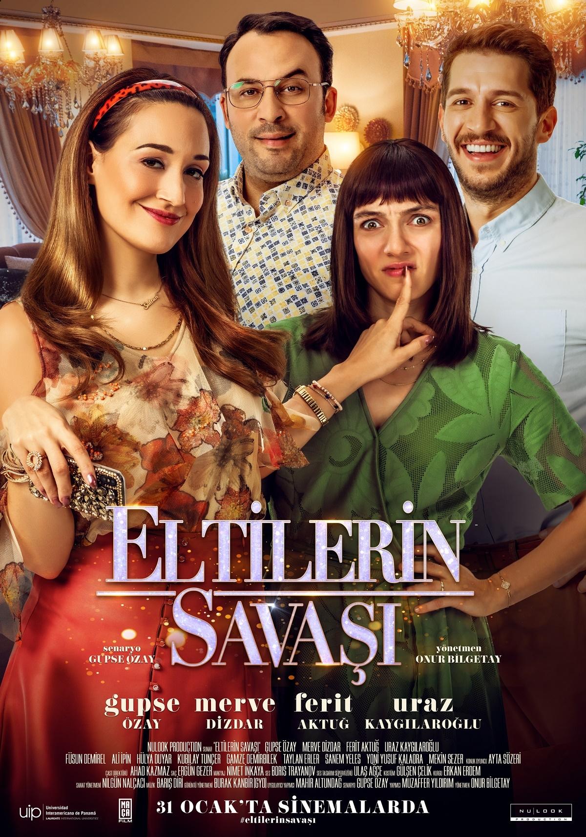 Eltilerin Savaşı izle (2020)
