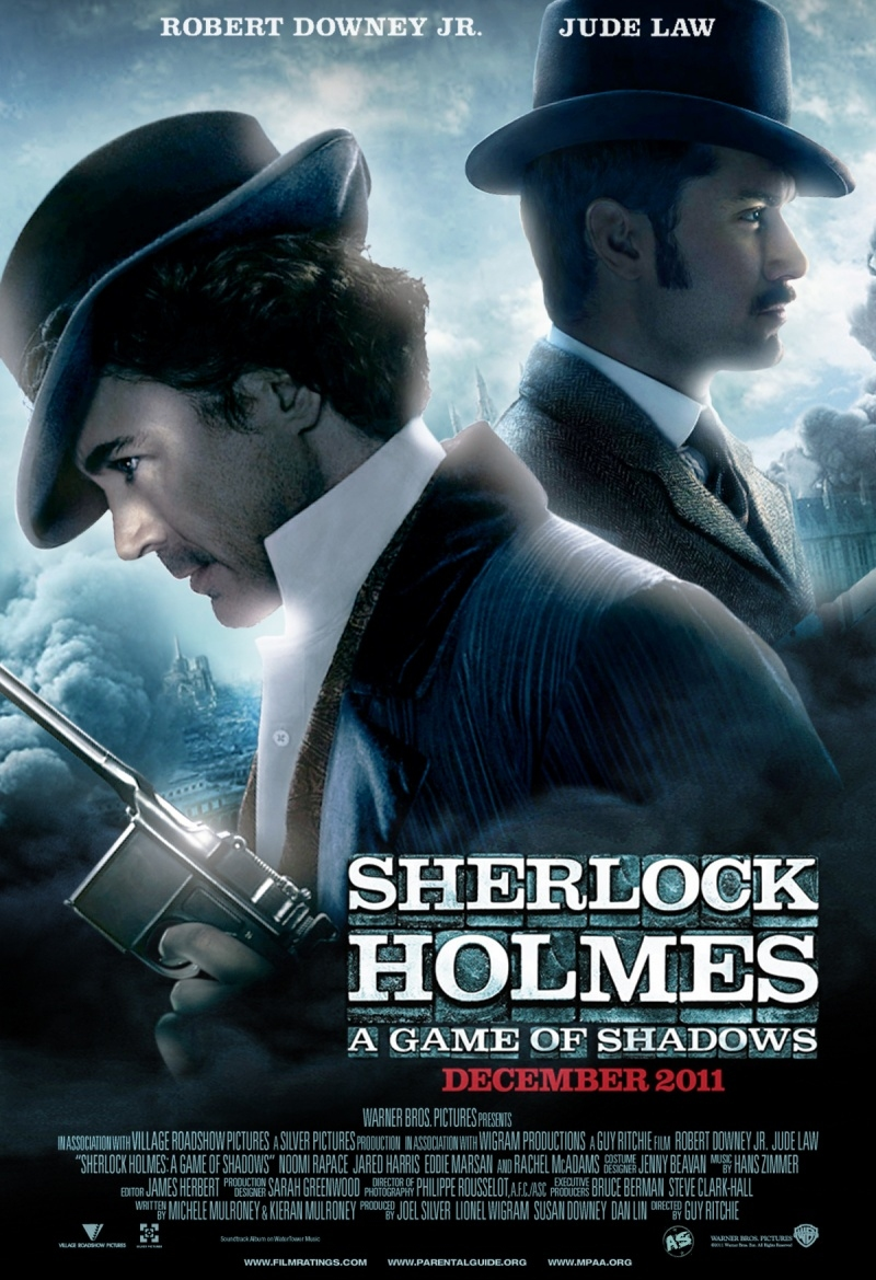 Sherlock Holmes 2 (2011) İzle